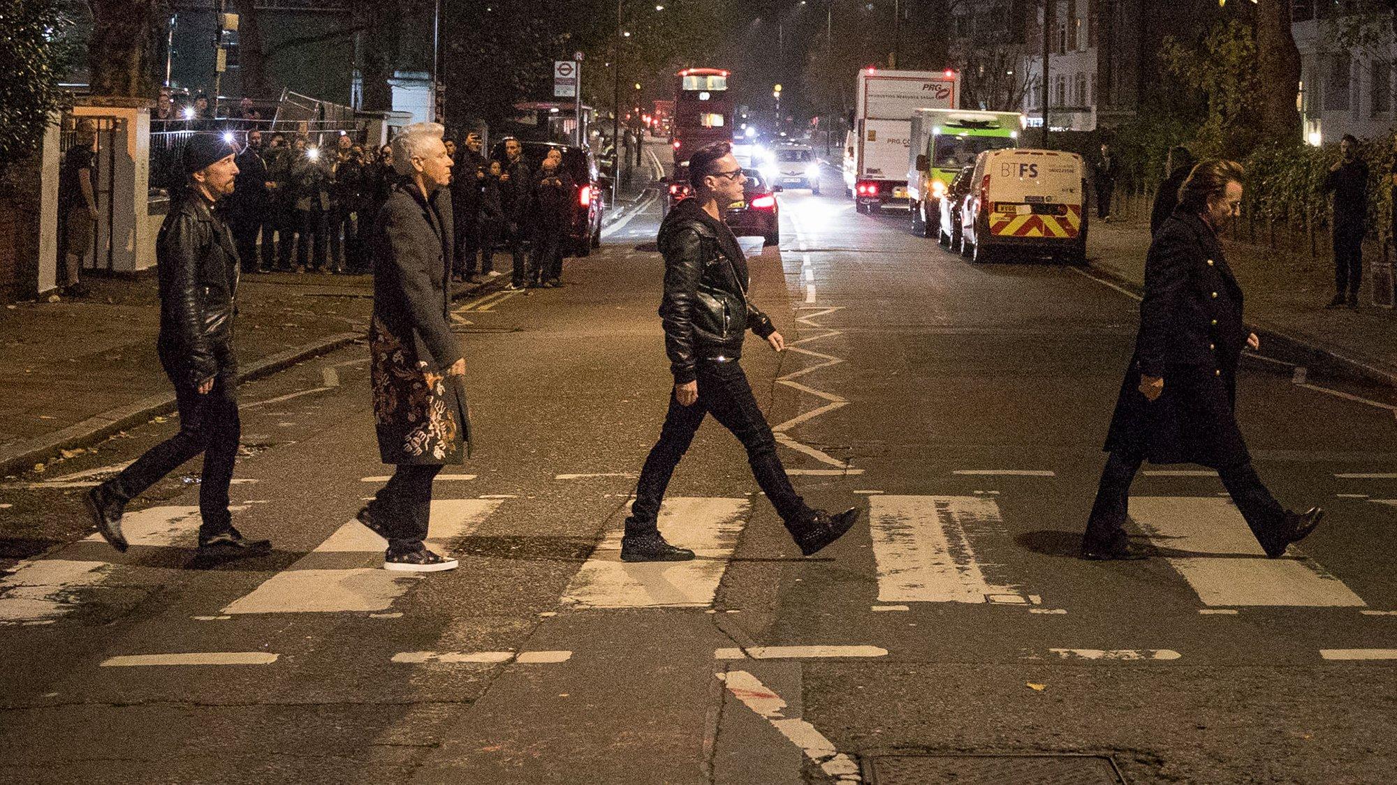 U2: Live in London Director's Cut