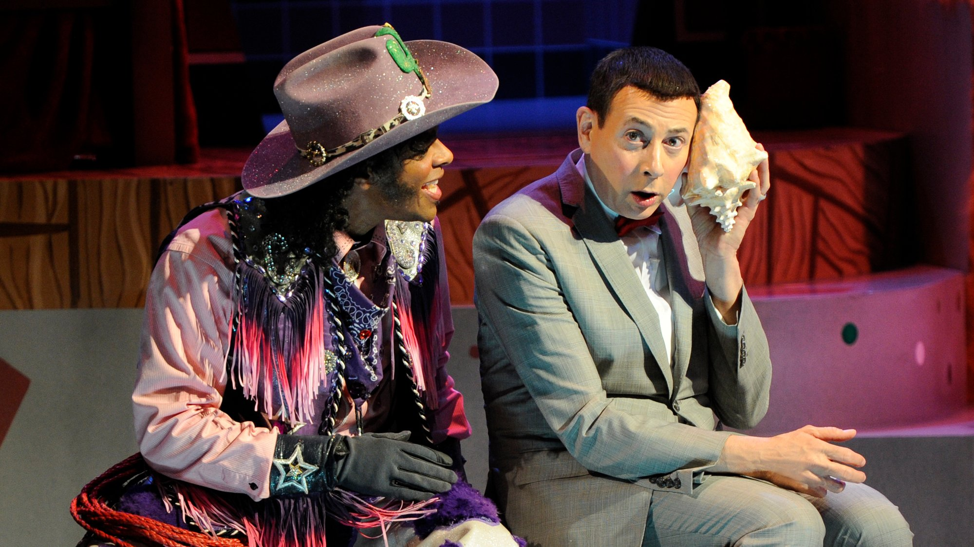 The Pee Wee Herman Show on Broadway