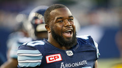 Argos ready for the challenge of facing former teammate Lemon