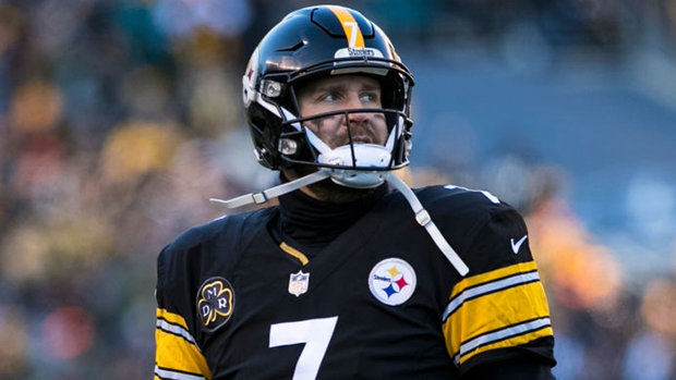 Stephen A. 'very concerned' with Roethlisberger concussion