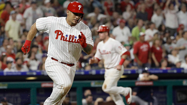 MLB: Red Sox 4, Phillies 7
