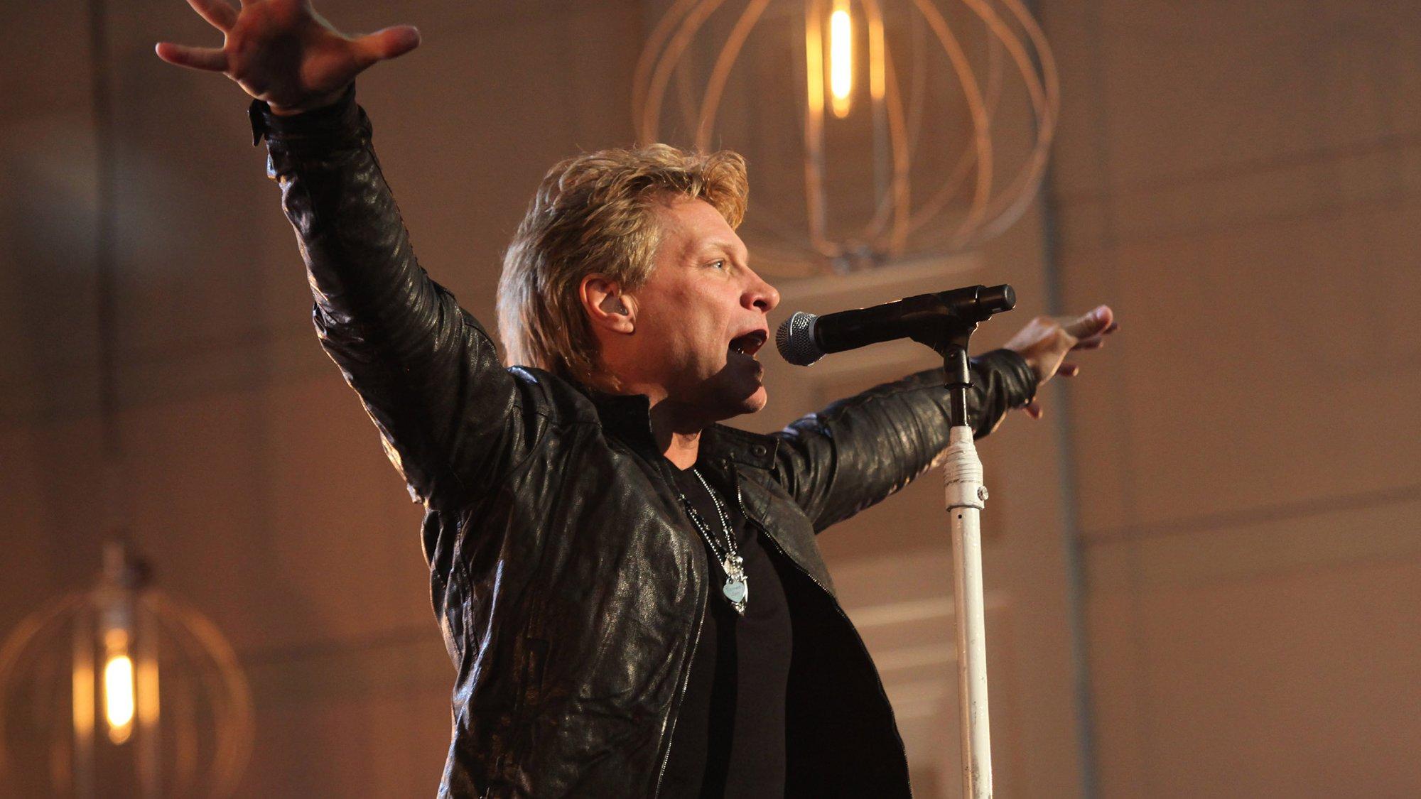 Bon Jovi Live in London