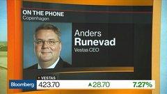 Vestas CEO on Earnings, Competition, Tariffs