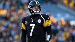 Roethlisberger fine, reportedly out of concussion protocol
