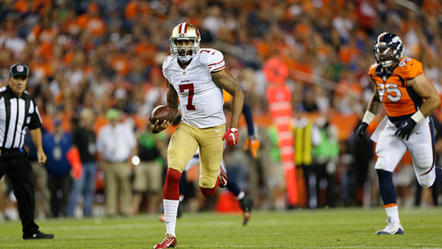 Elway: Kaepernick had a chance to be a Bronco, 'passed'