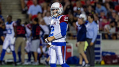 Manziel reveals on his podcast that he has a 'delayed onset concussion'