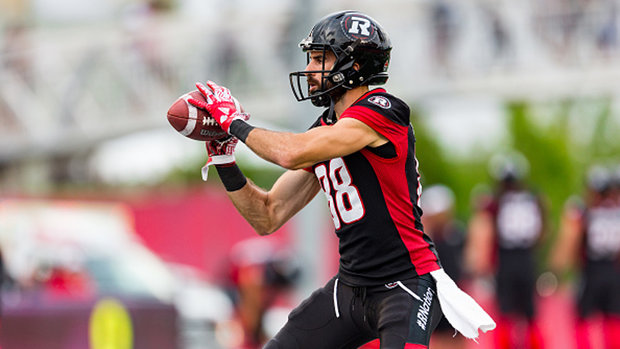Ex-QB Sinopoli's rise to elite WR something he would've never predicted