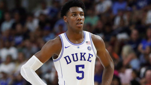 By the Numbers: R.J. Barrett's debut