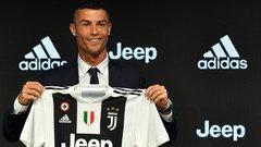 Ronaldo-mania hits Juventus