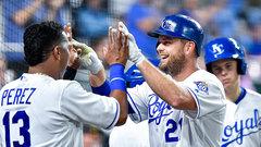 MLB: Blue Jays 2, Royals 6