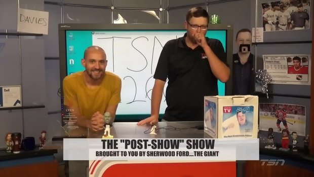The 'Post-Show' Show