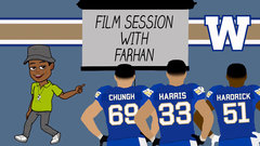Film Session with Farhan: Bombers offensive line