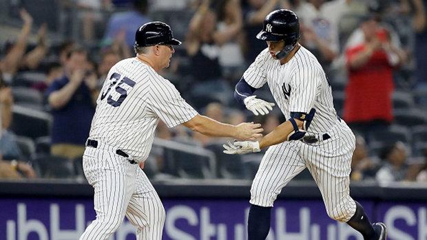 MLB: Blue Jays 5, Yankees 7 (7)