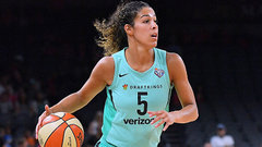 Nurse lights up Mercury in final WNBA game as a rookie