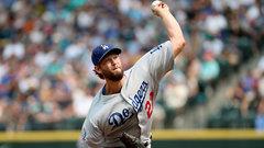 MLB: Dodgers 12, Mariners 1