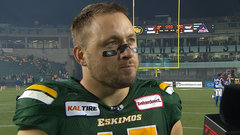 Sherritt happy to celebrate 100th CFL game with win