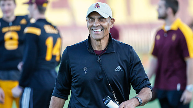 SC Featured: Back to School - Herm Edwards returns to coaching