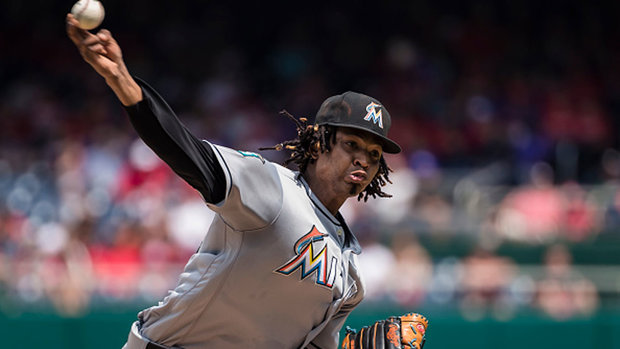 MLB: Marlins 12, Nationals 1