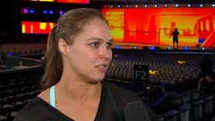Rousey excited for all-women's PPV event