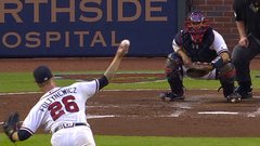 Must See: Foltynewicz misses the mark...by a lot