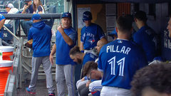 Mitchell: Gibbons and Pillar tension is 'water under the bridge'