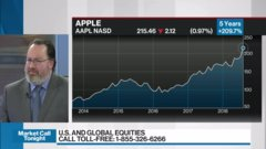 David Fingold discusses Apple