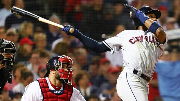 MLB: Indians 5, Red Sox 4