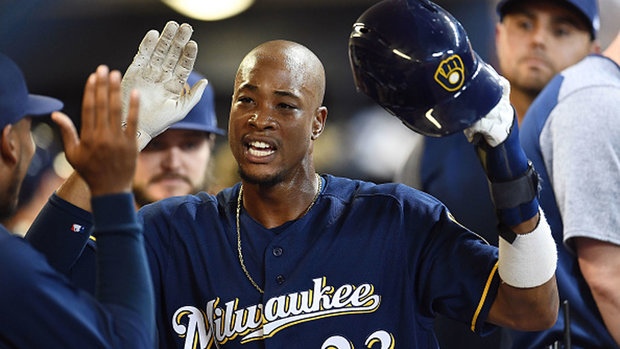 MLB: Reds 2, Brewers 5