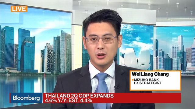 Still Quite Positive on Thai Baht, Mizuho's Chang Says