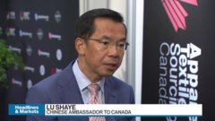 Chinese ambassador warns failed Aecon sale hurts confidence in Canada