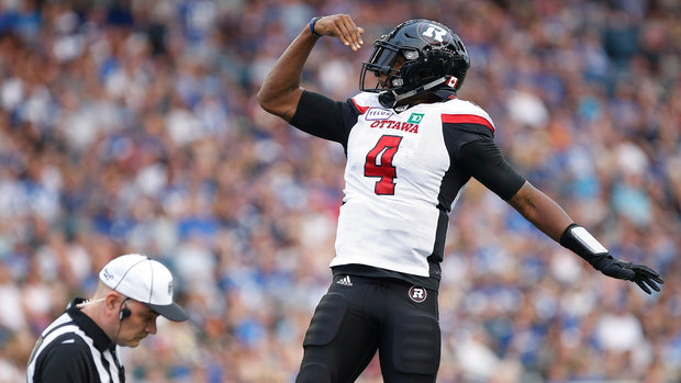 CFL Wired: Week 10 - Redblacks pound Bombers in dominant performance