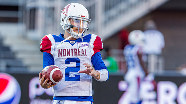 What's the likelihood of Manziel suiting up Friday against the Argos?