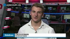 NHL player Zach Hyman finds success off the ice as a children's book author