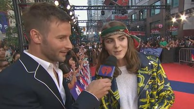 bülow Says She's Among Her Idols | 2018 iHeartRadio MMVA Red Carpet