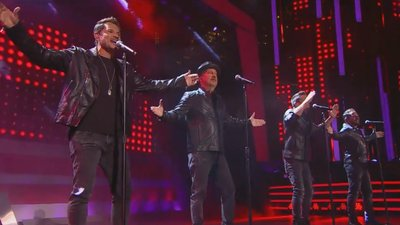 98 Degrees Performs 'Because of You/The Hardest Thing/Give Me Just One Night' | 2018 iHeartRadio MMVA
