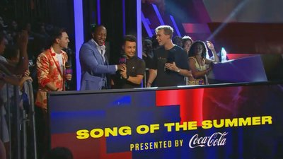 Loud Luxury Win The Song of the Summer Award | 2018 iHeartRadio MMVA