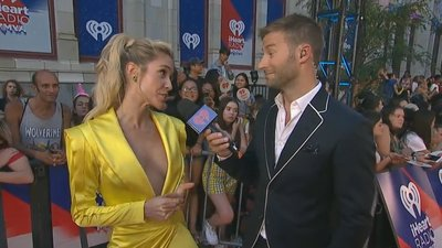 Kristin Cavallari Talks 'Very Cavallari' | 2018 iHeartRadio MMVA Red Carpet