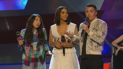 Alexandra Shipp & Colton Haynes Present Video of the Year | 2018 iHeartRadio MMVA
