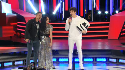 Shawn Mendes Marshmello Reveal | 2018 iHeartRadio MMVA