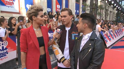 Loud Luxury Interview | 2018 iHeartRadio MMVA Pre-Game