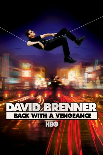David Brenner: Back with a Vengeance