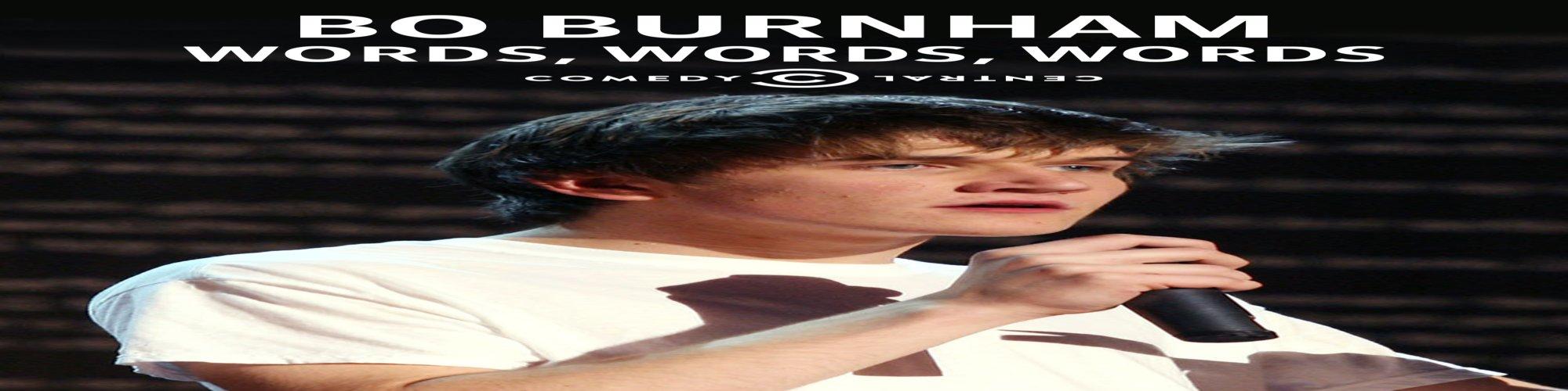 Bo Burnham: Words, Words, Words