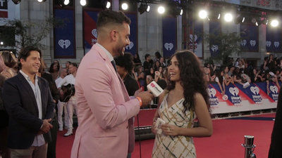 Alessia Cara has Band-Aids for Growing Pains | 2018 iHeartRadio MMVA