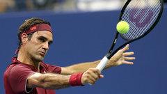 Federer rolls over Nishioka in straight sets
