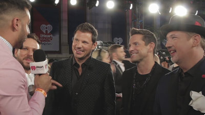 98 Degrees discuss fashion and performing at the MMVAs in 1999 | 2018 iHeartRadio MMVA