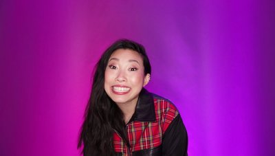 "How MMVA Host Awkwafina ""Fell Into The Toilet"" 