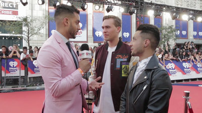 Loud Luxury talks about 'Body' | 2018 iHeartRadio MMVA
