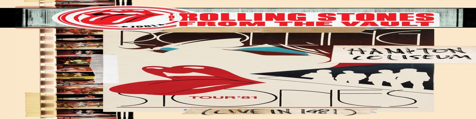 The Rolling Stones: Live at Hampton Coliseum
