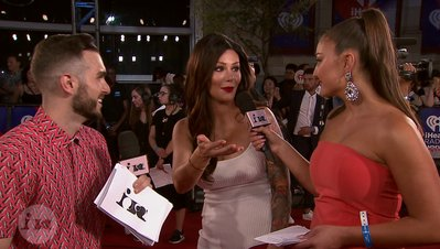 JWoww Dishes on her Mommy's Night Out Routine  | 2018 iHeartRadio MMVA FORA Fashion Feed