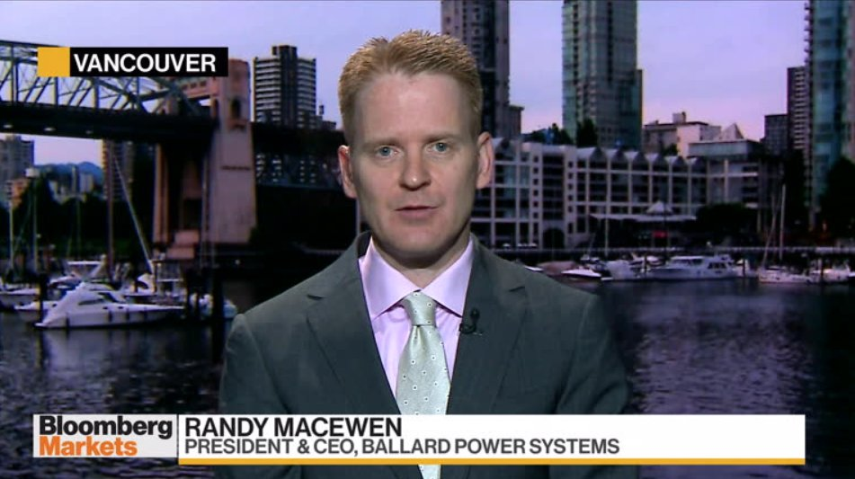 Chinese firm buying a stake in Ballard Power - Video - BNN